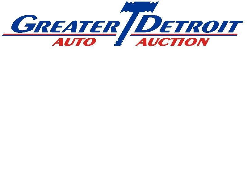 Greater Detroit Auto Auction >> Dealer Auctions